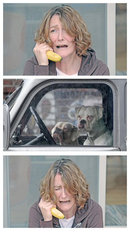 Banana-dogs