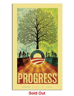 Progressposter